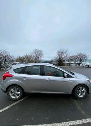 Ford Focus 2014 SE flex fuel
