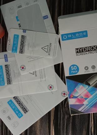 Гідрогелева плівка для телефону ZTE Nubia X6 64GB White (UA UCRF)