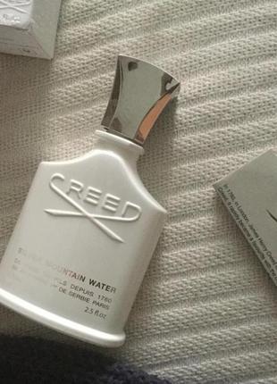 Creed Silver Mountain Water_Original mini 3 мл_миниатюра_Затест