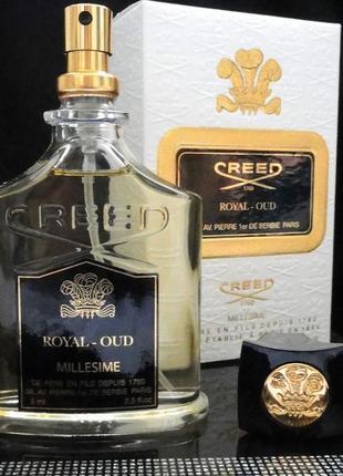 Creed Royal Oud_Original mini 3 мл_мини_Затест_Распив