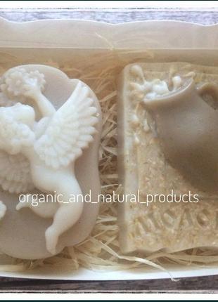 Наборы из натурального мыла