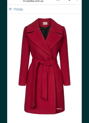 Кашемировое демисезонное пальто (осеннее,весеннее,зимнее)