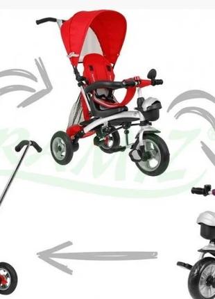Детский велосипед sport tpike EXPLORER AIR НАДУВНЫЕ КОЛЕСА КРАСНЫ