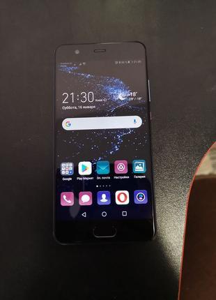Смартфон Huawei p10 plus 4/64 google сервисы nfc + подарок сте...