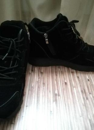 Женские зимные ботинки/зимние кроссовки