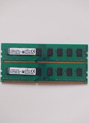 Оперативна пам'ять DDR3 kingston kvr16n11/4 4 8 gb  1600 MHz д...
