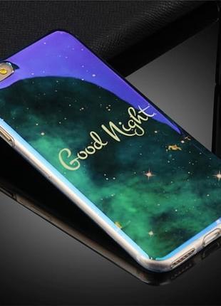 Силиконовый чехол Aurora Good Night для iPhone 8