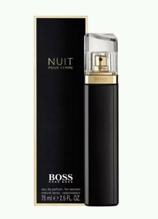 Hugo Boss Nuit pour Femme EDP 75 ml