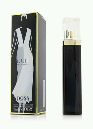 Hugo Boss Nuit pour femme Runway Edition edp 75ml