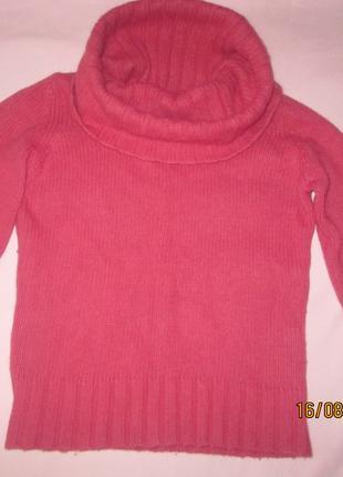 модные свитера из натуральной пряжи ангора, мохер, шерсть