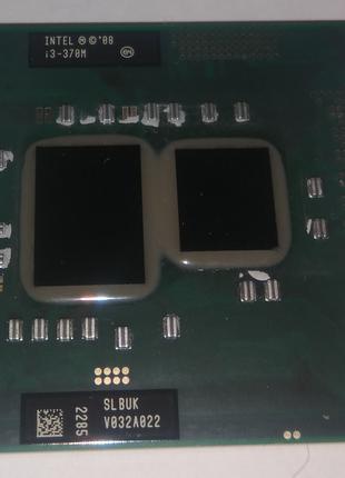 Процессор Intel Core i3-370M PGA988