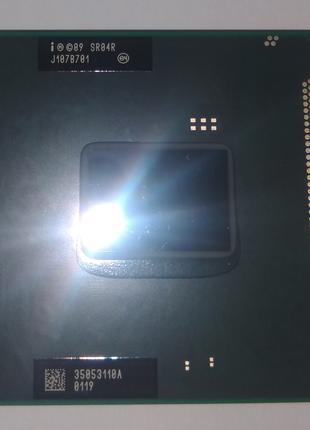 Процессор Intel Core i3-2310M FCBGA1023, PPGA988