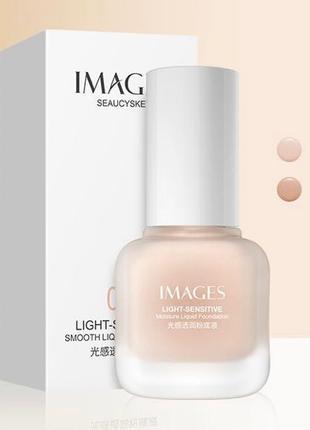 Легкий тональный крем IMAGES Light-Sensitive Foundation 30 ml № 0