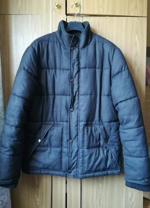 Куртка мужская зимняя как zara
