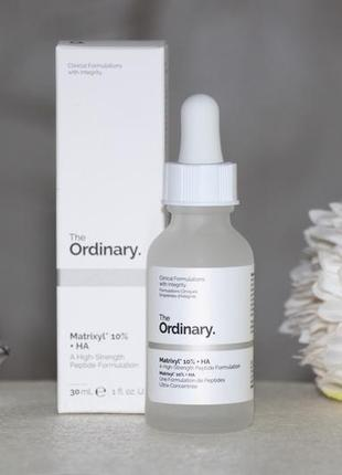 The ordinary matrixyl 10% + ha сыворотка