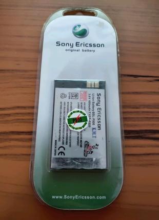 Аккумулятор Sony Ericsson P800