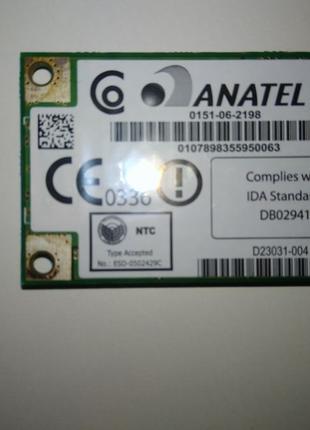 МОДУЛЬ WI-FI (DB02941)  anatel