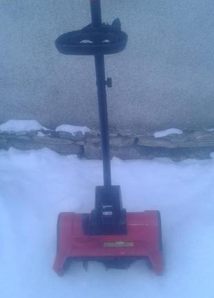 Снегоуборщик электрический - электролопата Forte ST1500