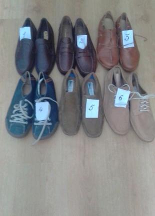 Взуття чоловіче сток