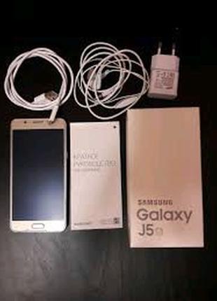 Samsung galaxy J5 2017 года