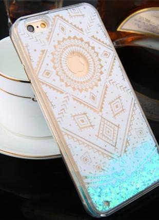 Пластиковый чехол Dreamcatcher White Белый для iPhone 8