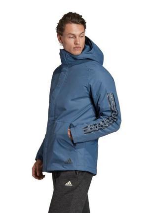 Мужская зимняя куртка Adidas XPLORIC 3-STRIPES