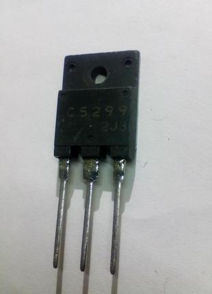 Транзистор 2SC5299 C5299 TO-3PF