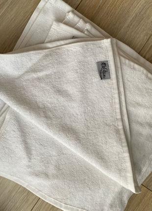 Полотенце для Лица Белое Lotus