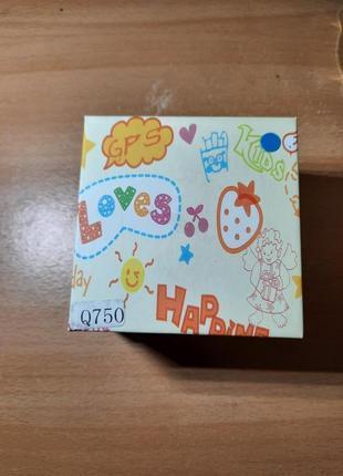 Детские умные часы Q750  Smart BabyWatch