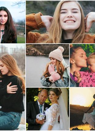 Фотограф Запорожье, видеосъёмка, детский фотограф, свадьба