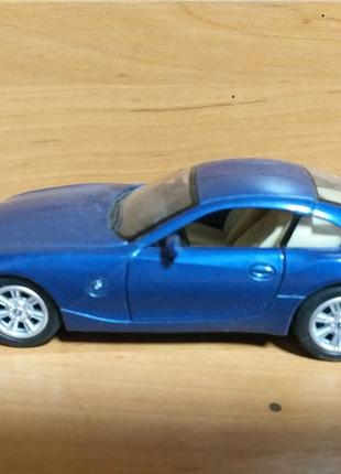 Модель bmw z4 coupe 1:32