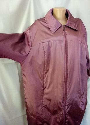 Утепленное пальто, куртка  №1vp