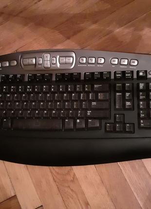 Клавиатура для компьютера Microsoft 1011 Wireless Desktop Elite K