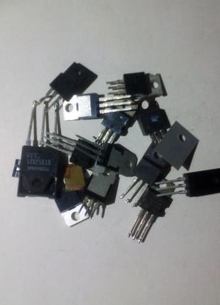 Транзисторы диоды микросхемы и прочие РЭ (разборка неликвиды)
