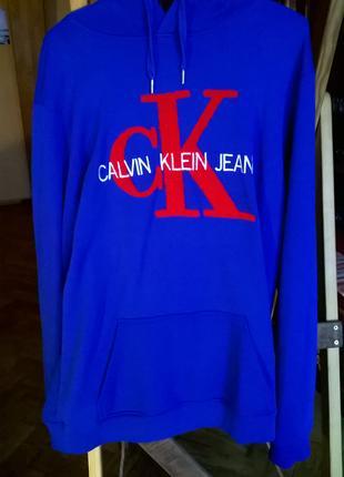 Худи Calvin Klein Оригинал Куплен за 5000 !