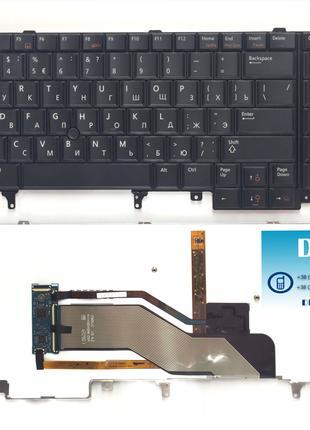 Оригинальная клавиатура для Dell Latitude E5520, E5520M, E5530