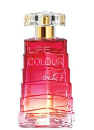 Парфюмерная вода avon Life Colour by Kenzo T.