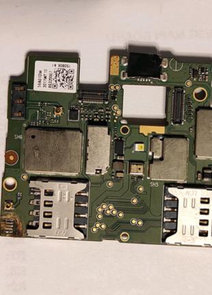 Плата Lenovo P1m P1ma40, не робоча