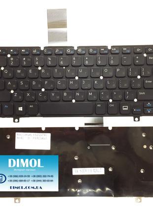 Оригинальная клавиатура для ноутбука Dell Inspiron 11 3137 series