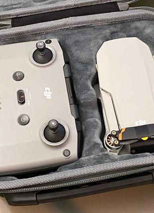 DJI Mini 2 кейс дрон пульт аккумулятор чехол сумка mavic коптер