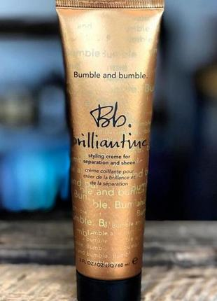 Bumble and bumble brilliantine - крем для волос брильянтин , д...