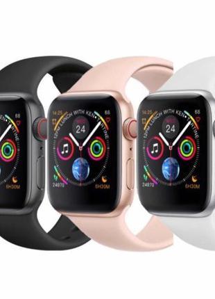 Умные часы IWO 8,iwo 10, Apple Watch 4, 44 mm, Smart, новинка,...