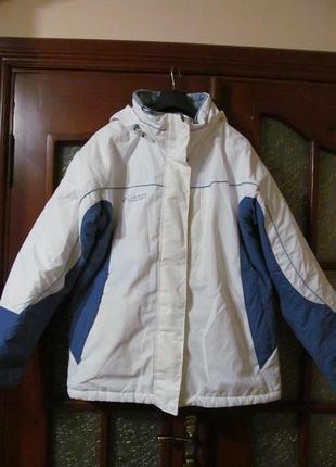 Куртка columbia зима xl