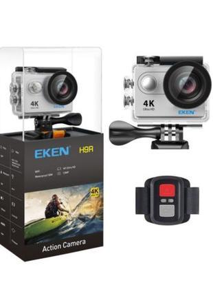 Action Camera Eken H9R Ultra HD с пультом, Экшн камера, эйкен,...