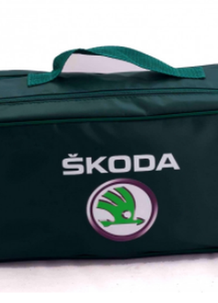 Сумка органайзер в багажник Skoda