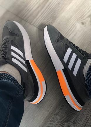 Мужские Кроссовки Adidas ZX500 RM(41-46р)