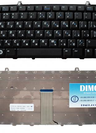 Оригинальная клавиатура для ноутбука Dell Inspiron 1420, 1520