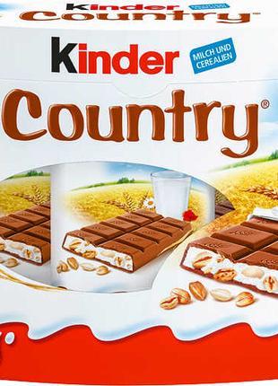 Батончик Kinder Country