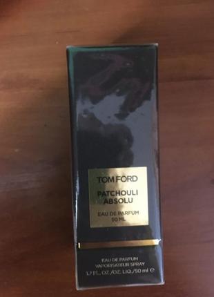 TOM FORD Patchouli Absolu  духи Том Форд 100 мл