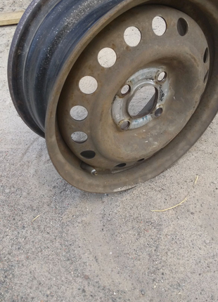 Стальной диск GM Daewoo